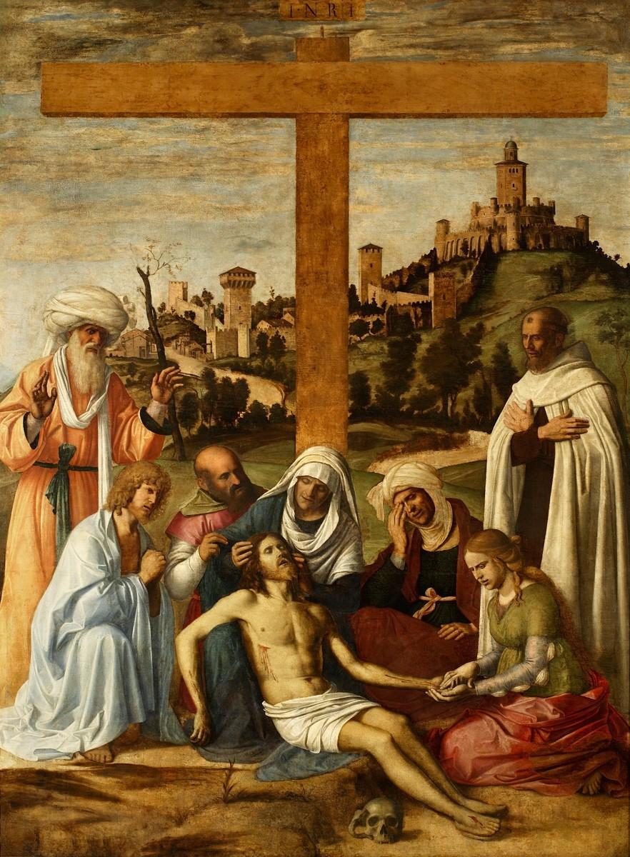 крест в картинах художников анапе без